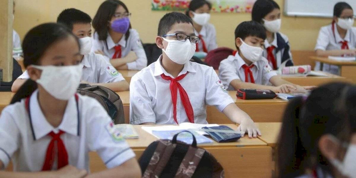 Reabren las escuelas en Vietnam al ceder amenaza del coronavirus