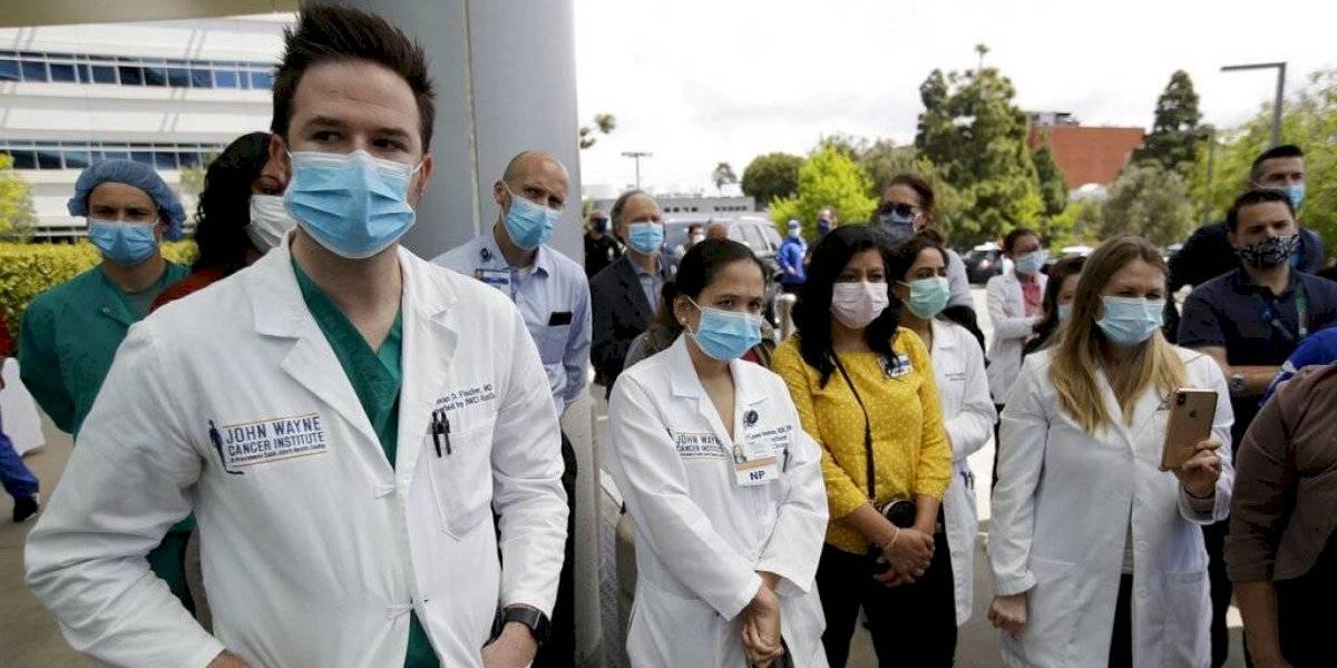 Donan 1 millón de dólares a hospital de California