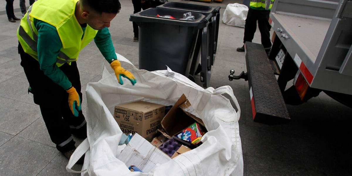 CMPC le da una mano a los recicladores de base en medio de la crisis