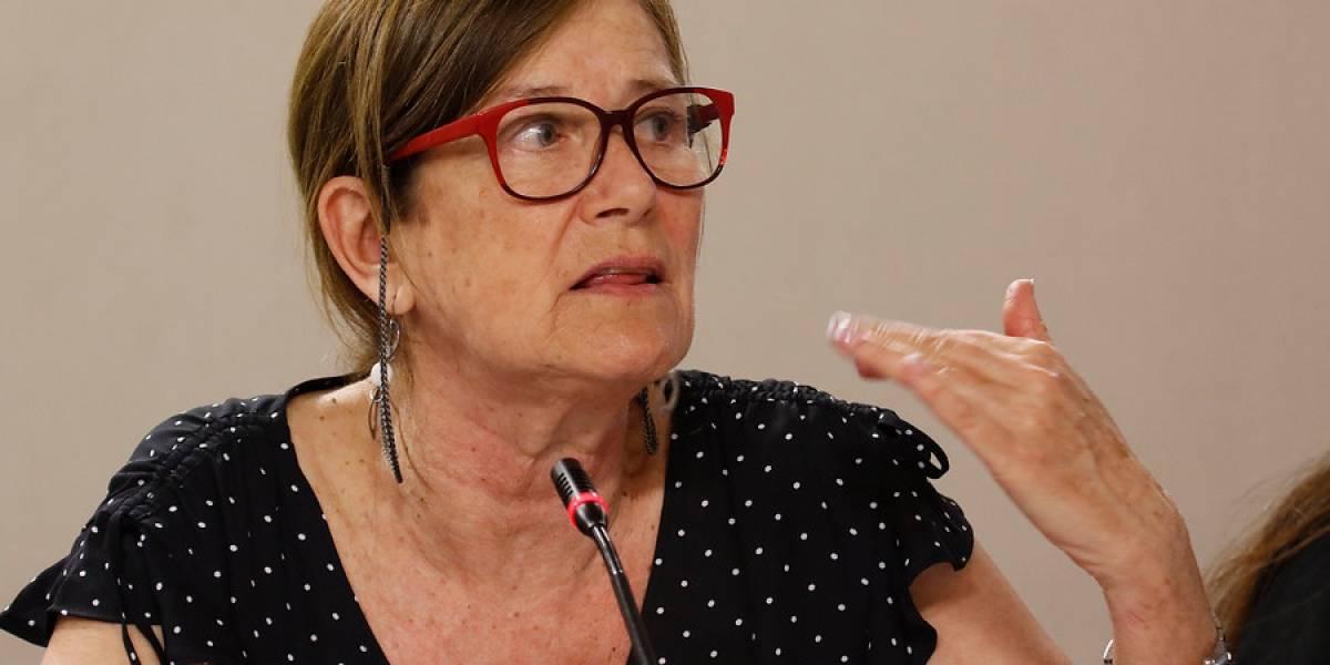 Remezón en el Gobierno: Susana Tonda renunció a la dirección del Sename