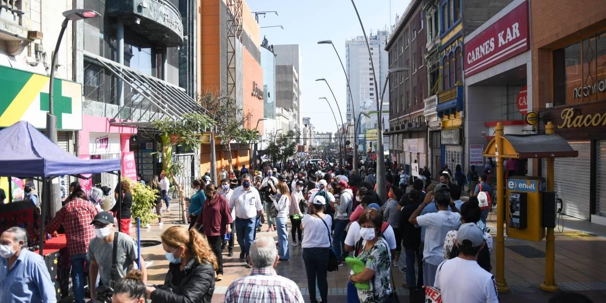 """Coronavirus: Chile entra al """"Club de los 25"""""""