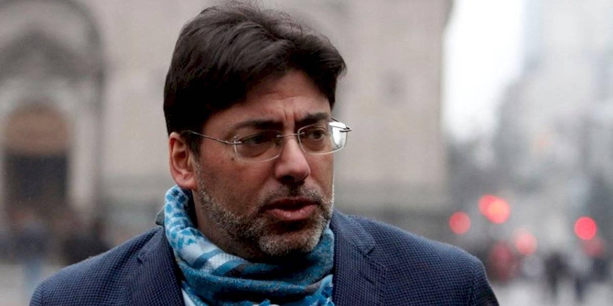 Confirman prisión preventiva de sujeto que lanzó molotov a acto de alcalde Jadue