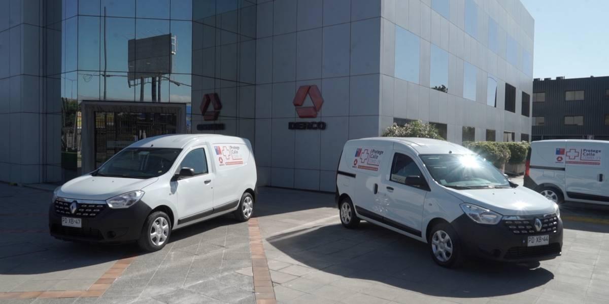 Derco y Renault apoyan el Plan Invierno