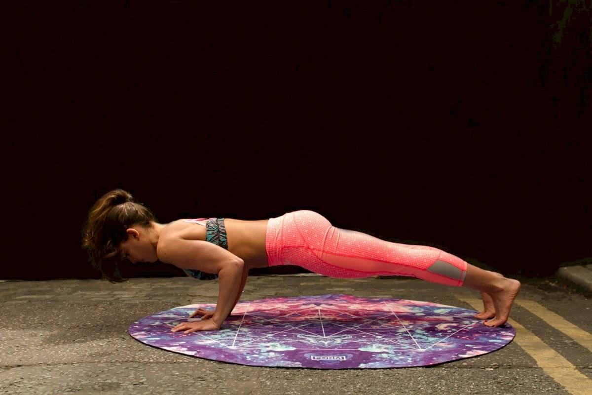 Lograr un abdomen plano como el de Shakira