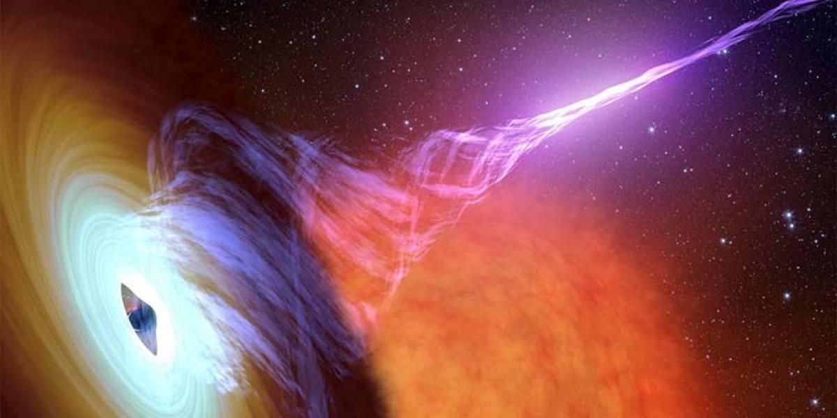 Galaxia: ¿cómo es posible que haya señales de radio en el espacio?