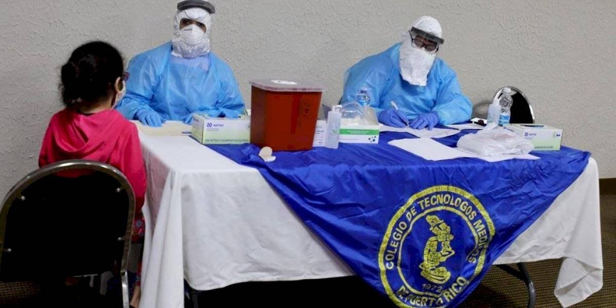 Ponce realiza pruebas de coronavirus a refugiados por el terremoto
