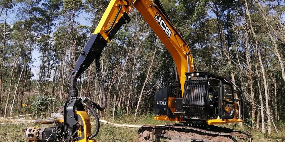 JCB presenta una nueva y mejor herramienta para el sector forestal