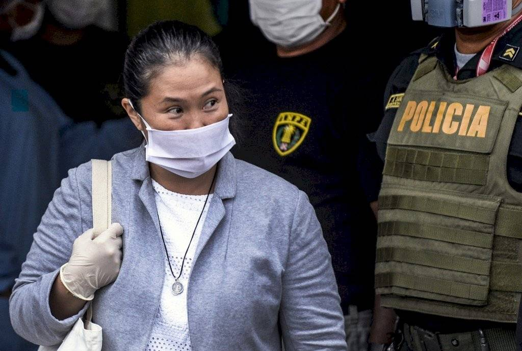 Keiko Fujimori, excarcelada en Perú