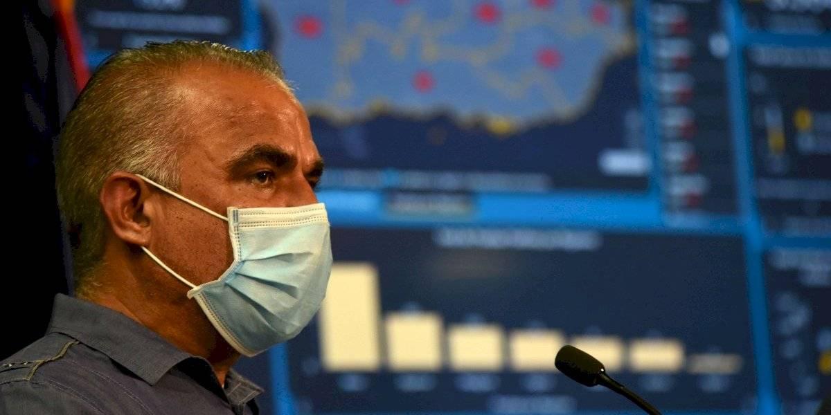 Secretario de Salud arroja negativo a prueba de COVID-19