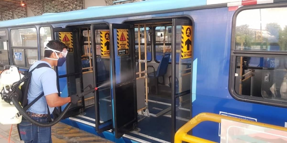 Cynthia Viteri: Metrovía funcionará de 06:00 a 13:00