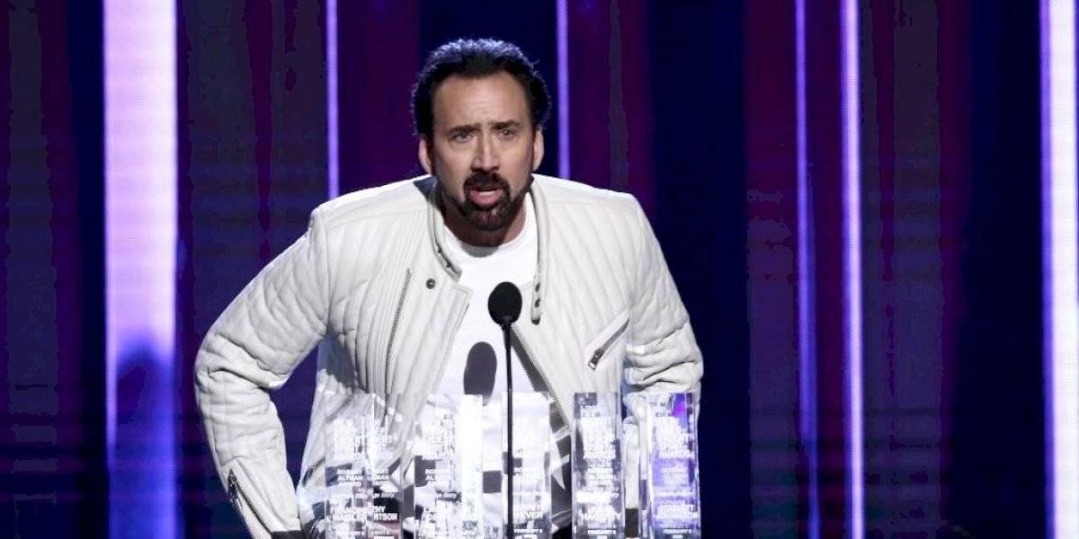 """Nicolas Cage protagonizará la serie de TV """"Tiger King"""""""