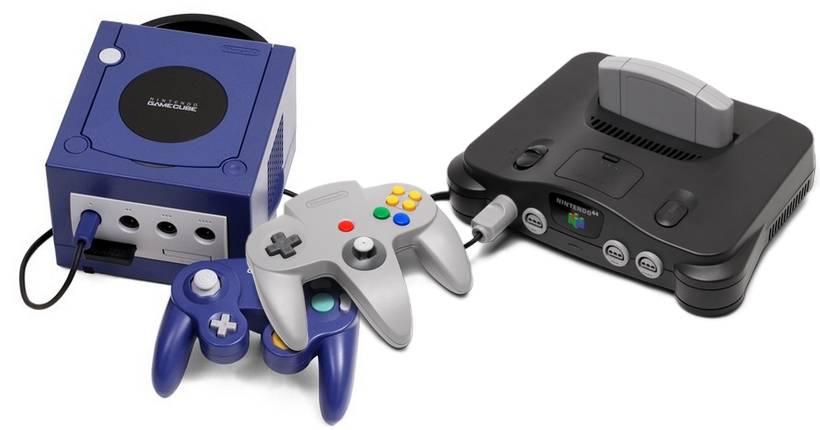 Nintendo 64 y Game Cube