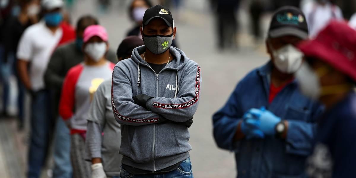 4 de mayo: con el semáforo rojo en Ecuador se pasa del aislamiento al distanciamiento social
