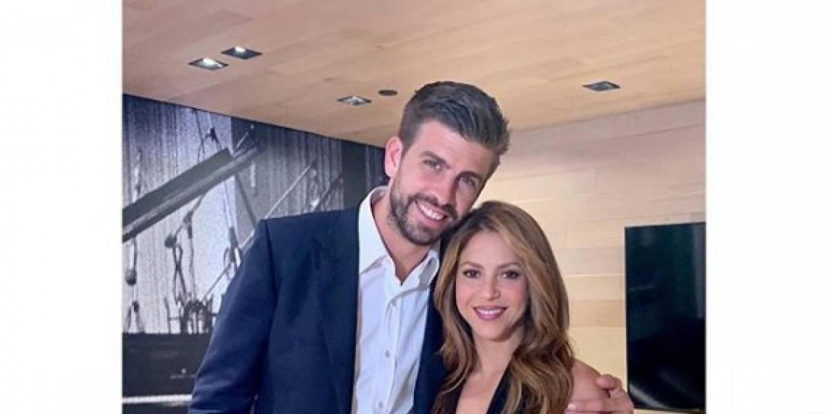 Filtran imagen de una de las primeras citas que tuvieron Shakira y Gerard Piqué