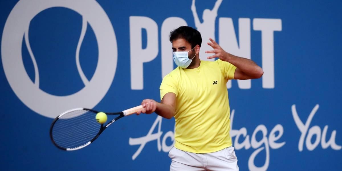 Tenis retornó a la actividad en Alemania con jugadores profesionales