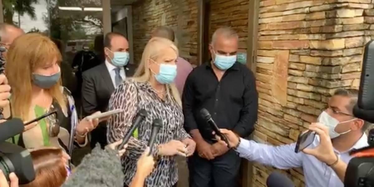 Wanda Vázquez: Las alertas solicitando donantes de sangre fueron una prueba