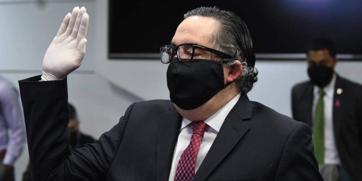 Secretario de la Gobernación reconoce autorizó destaque de Mabel Cabeza a Fortaleza