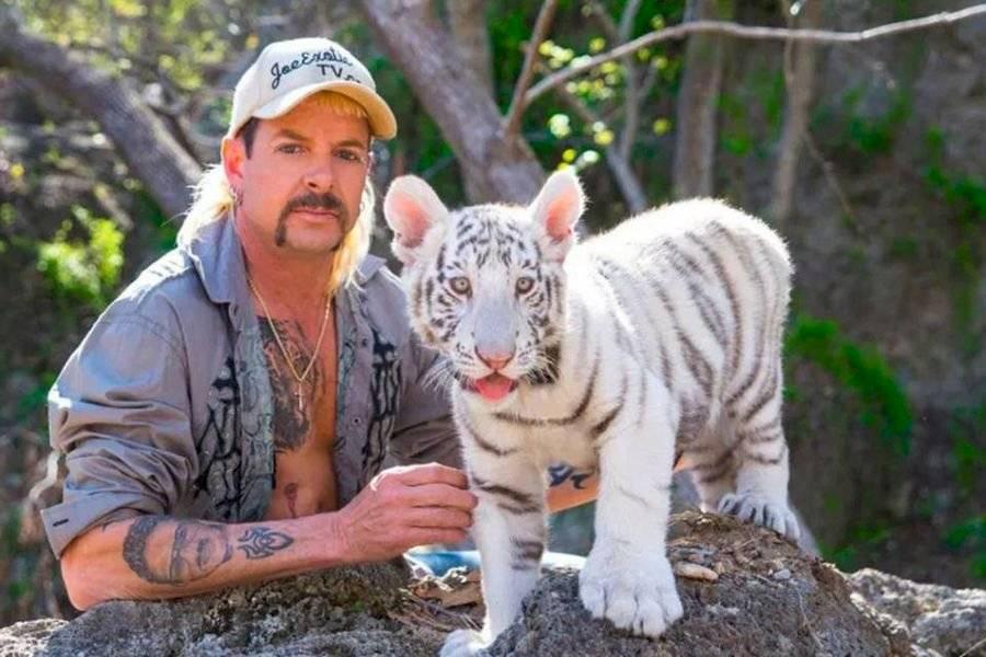 Tiger King podría convertirse en una serie protagonizada por Nicolas Cage