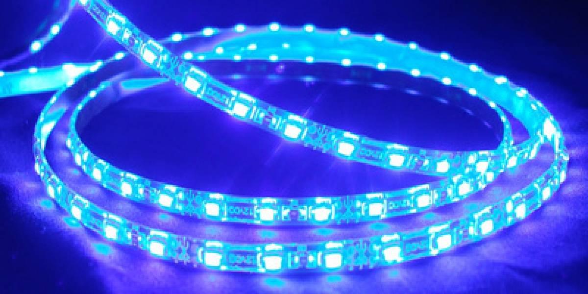 Estudian mecanismos donde las luces LED pueda eliminar el COVID-19