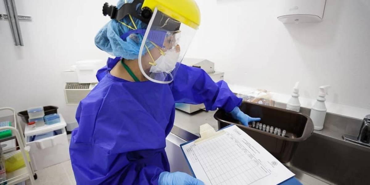 A mujer de 47 años le dijeron que tenía gripa, pero resultó ser coronavirus