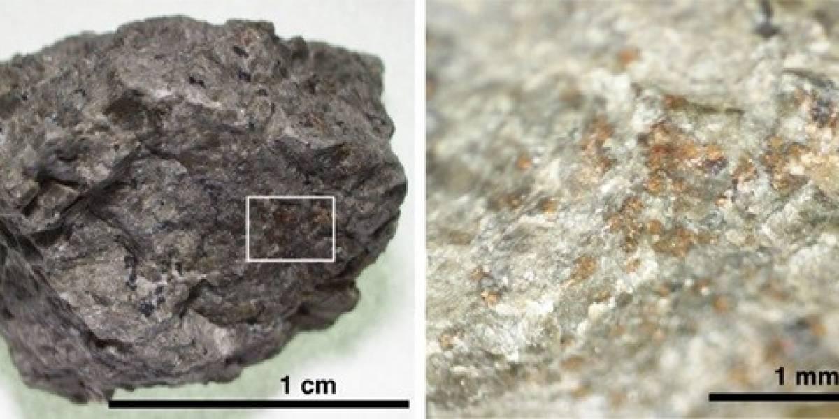 Científicos encontraron presencia de moléculas orgánicas en el meteorito proveniente de Marte