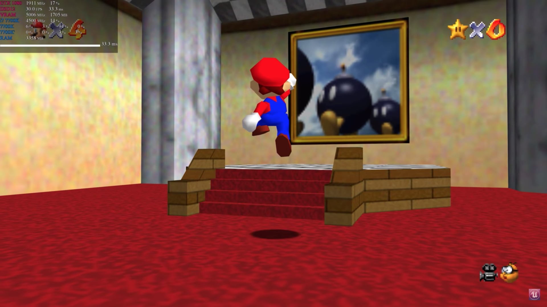 Nintendo Mario 64 PC