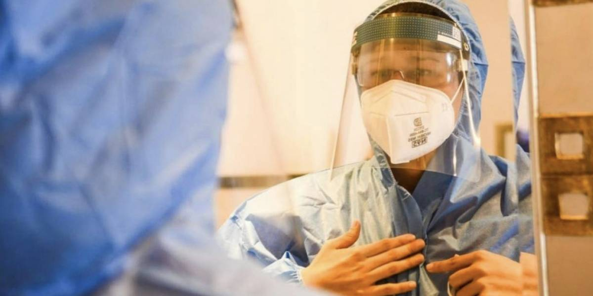 """""""No importa lo que hagamos, todos nos vamos a contagiar"""", epidemiólogo"""