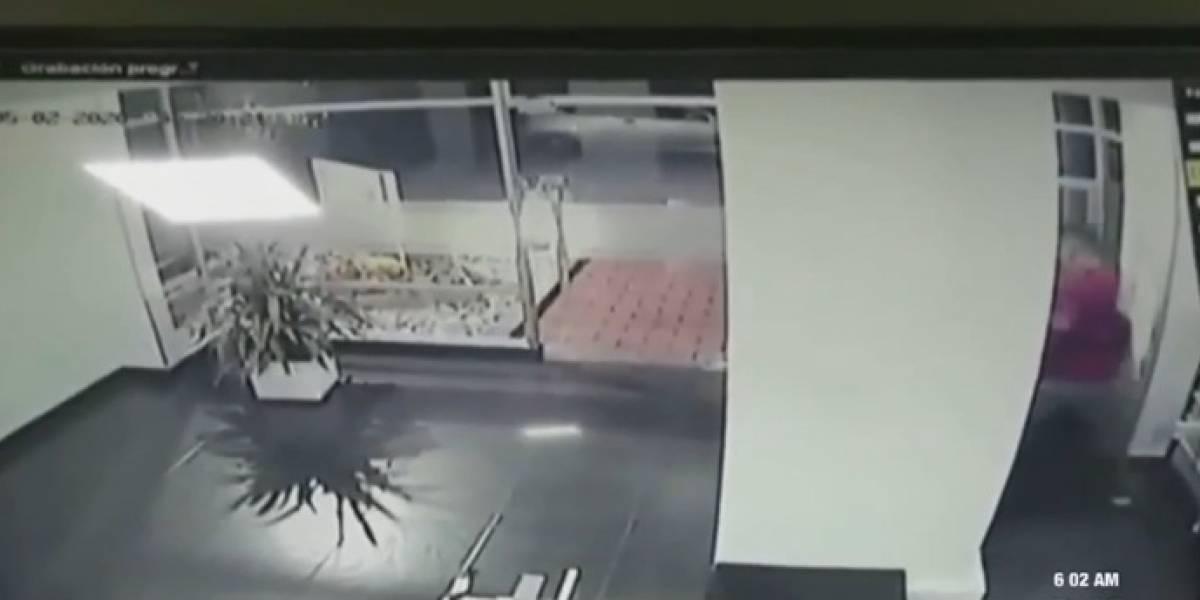 Vigilante fue víctima de brutal golpiza por exigir uso de tapabocas