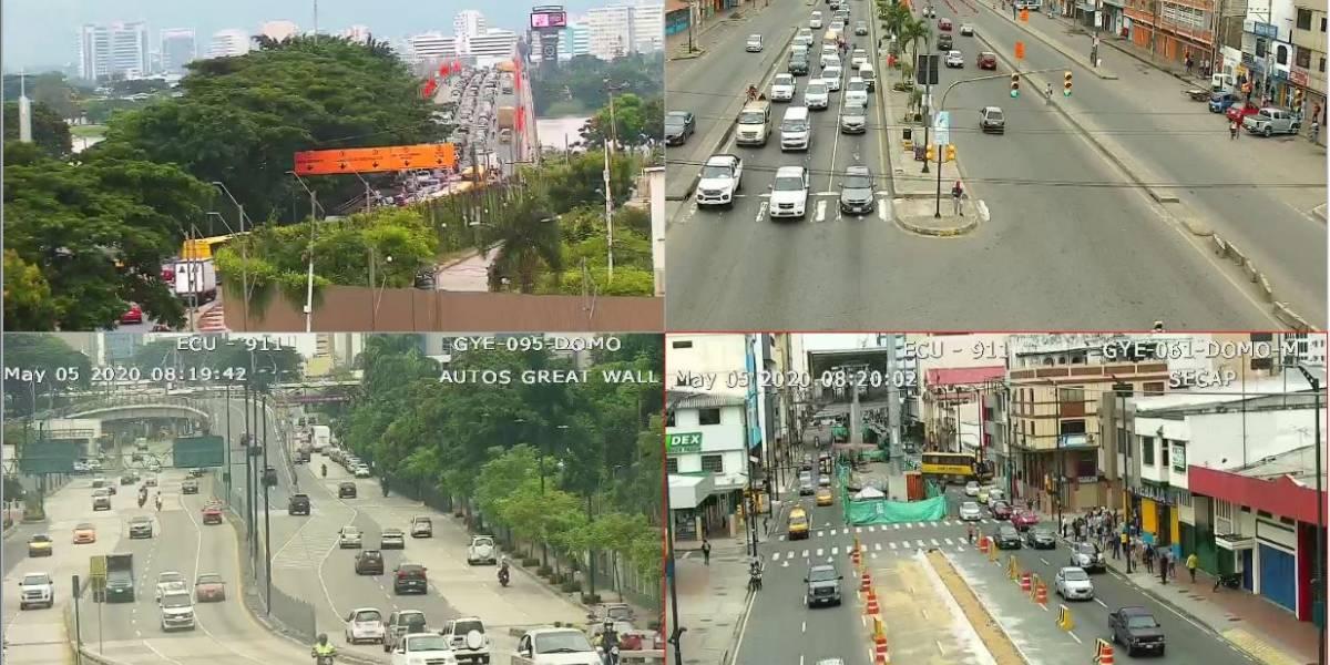 Ciudades con más aglomeraciones e incumplimiento de restricción de circulación