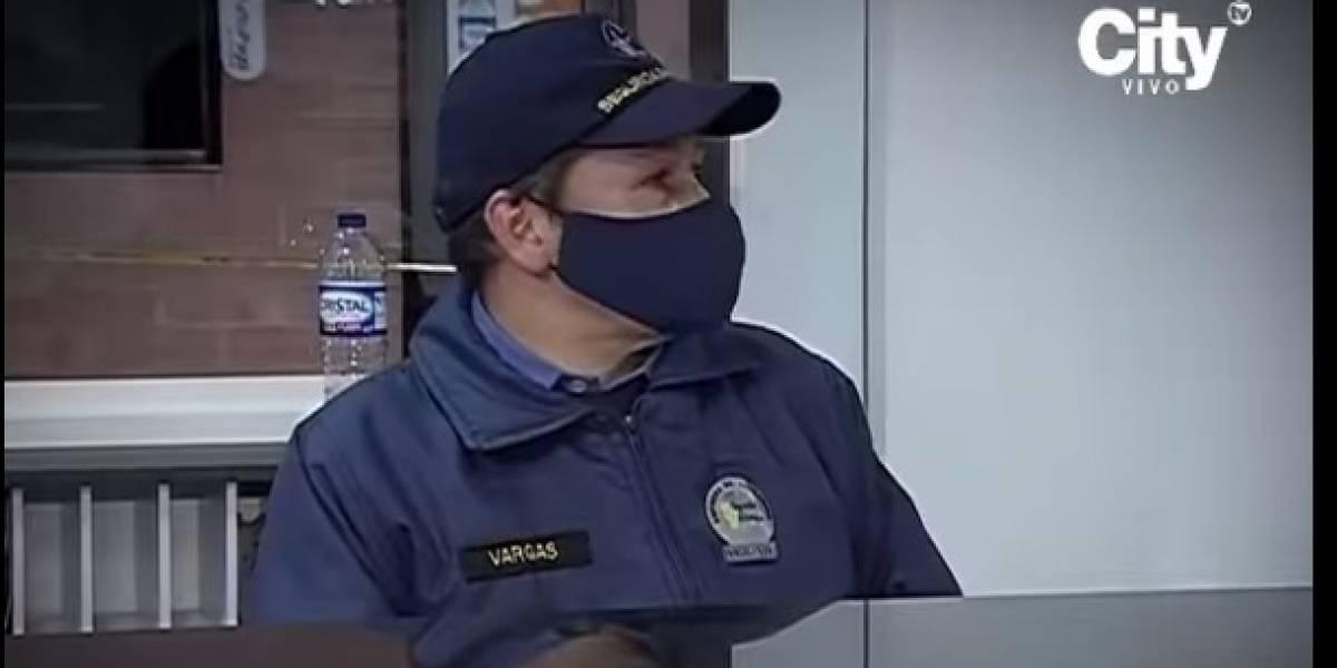 (VIDEO) Vigilante fue brutalmente golpeado por no dejar entrar visita