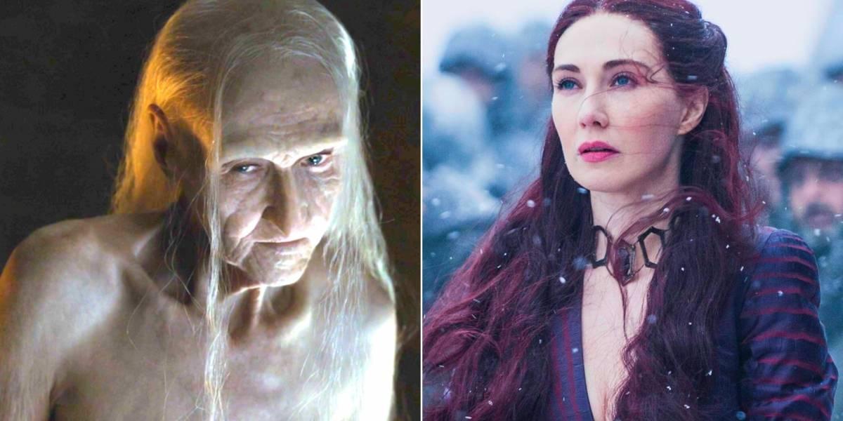 3 séries da Netflix para quem se impressionou com Melisandre em 'Game Of Thrones'