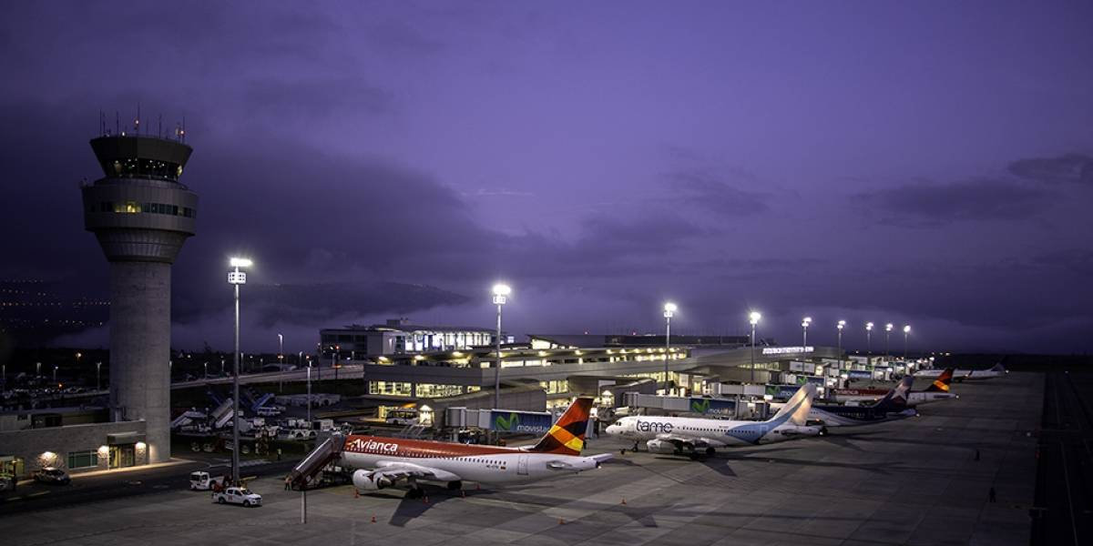 Aeropuerto de Quito define una fecha para su reapertura
