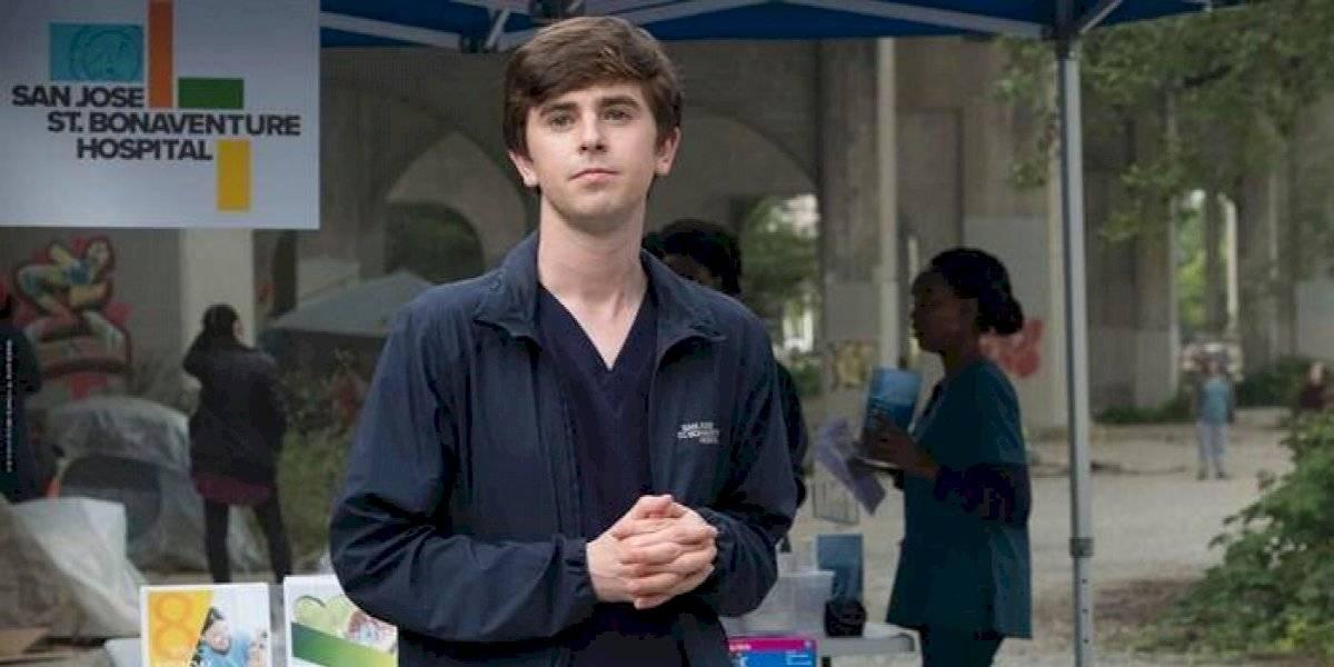 """""""The Good Doctor"""" abordará el coronavirus en su cuarta temporada"""