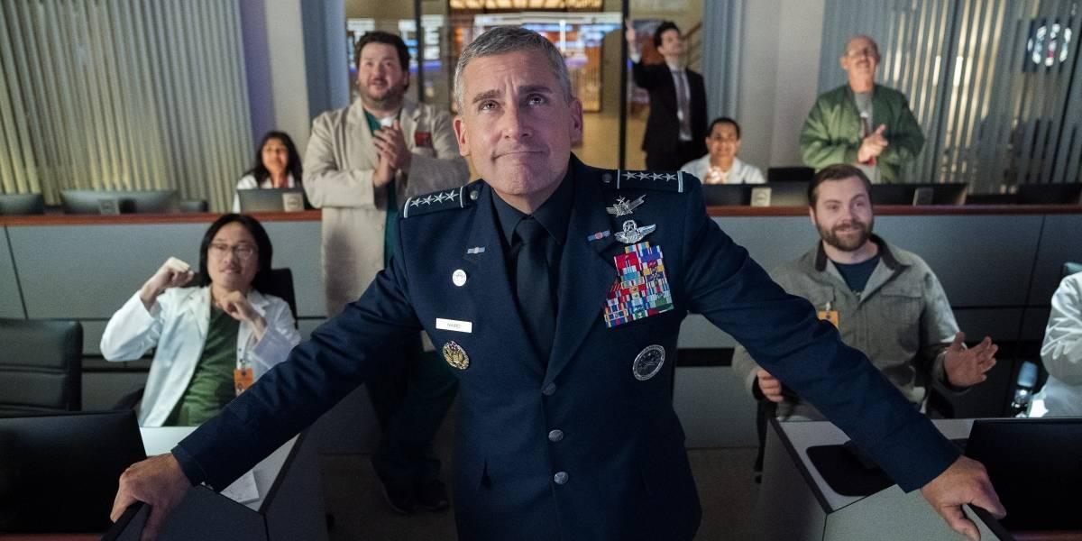 Forças Armadas americanas podem perder marca Space Force para a Netflix