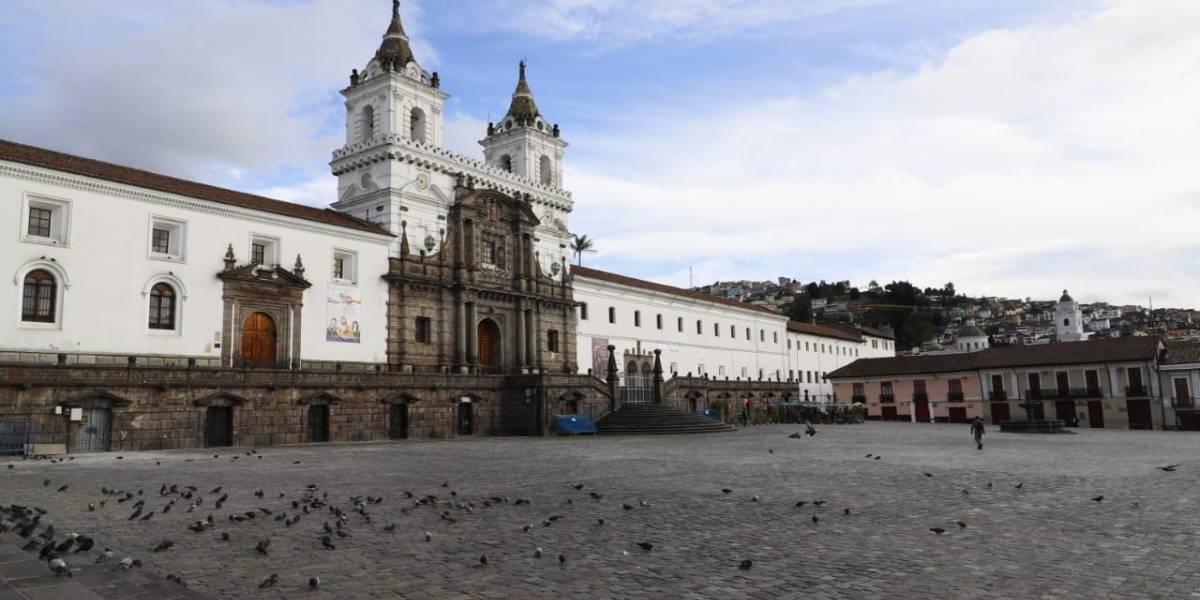 Se podrá rezar 20 minutos en iglesias a finales de mayo en Ecuador