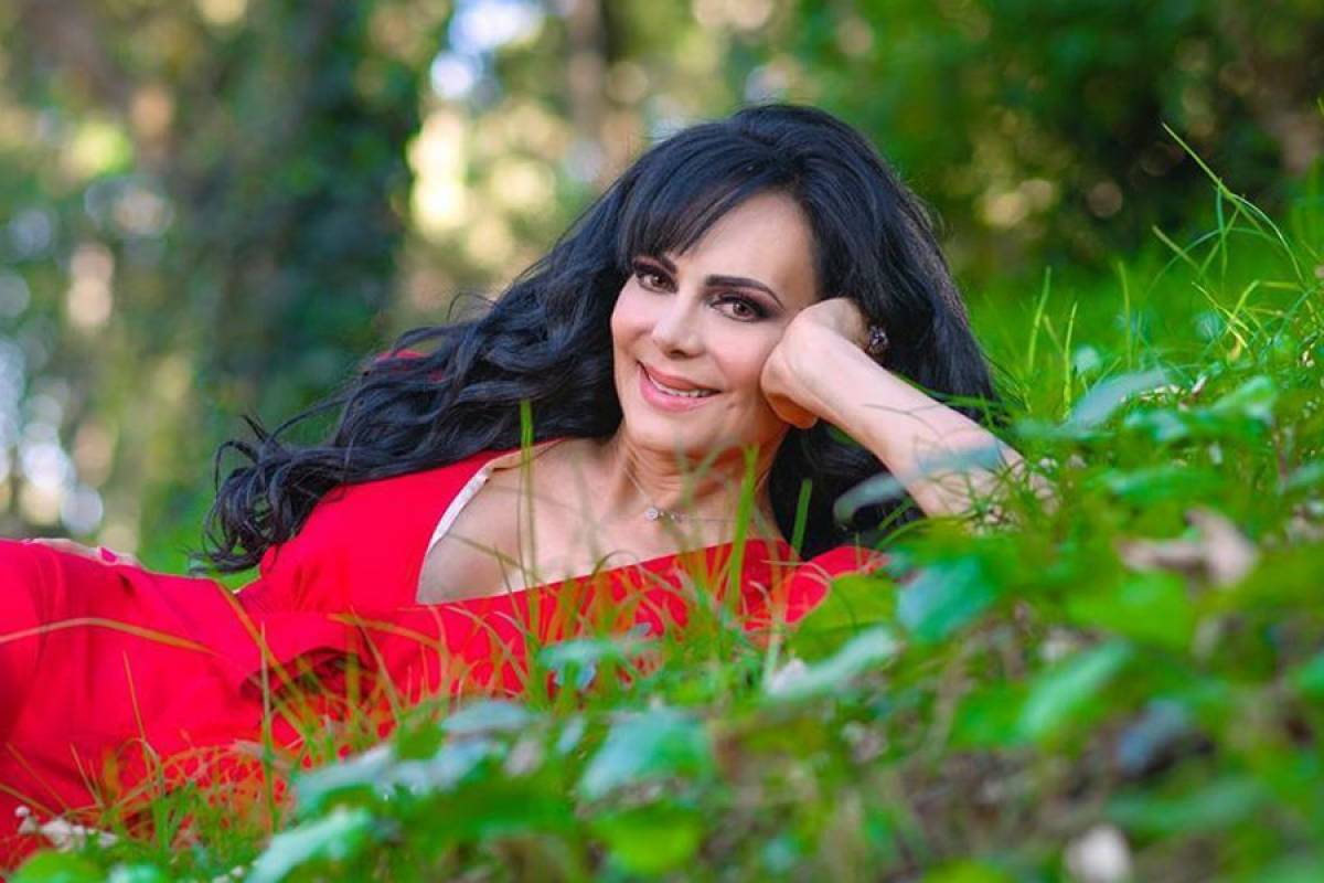 Maribel Guardia denounces the use of her image to defraud the Bitcoins market thumbnail