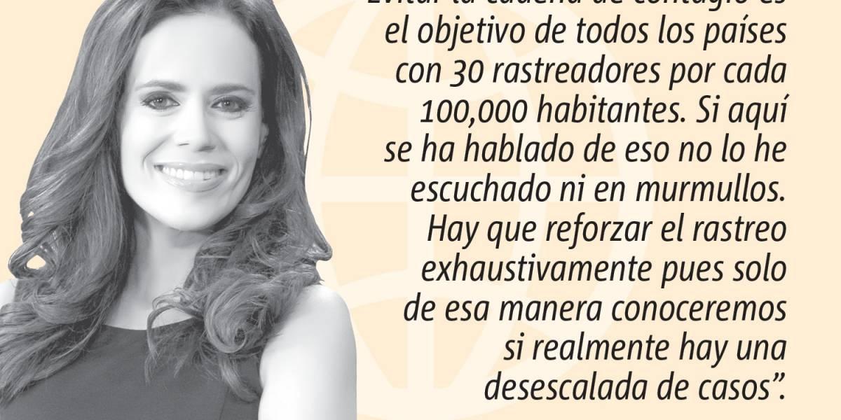 Opinión de Mariliana Torres: Rastreadores