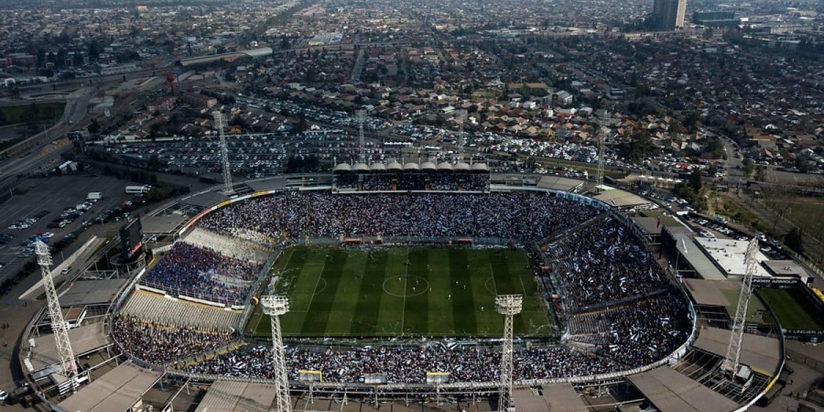 El Monumental de Colo Colo se mete en el Top 5 de los mejores estadios del mundo