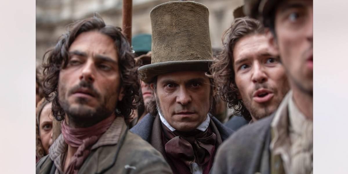 La vida de 'Victor Hugo' llega a Film&Arts