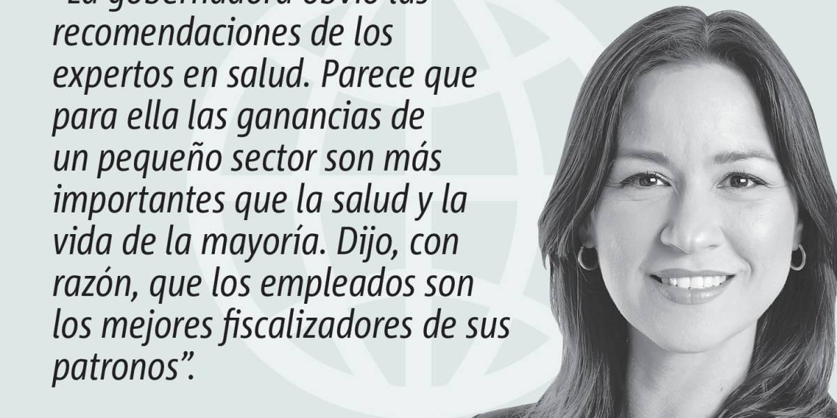 Opinión de Rosa Seguí: Depende de nosotras