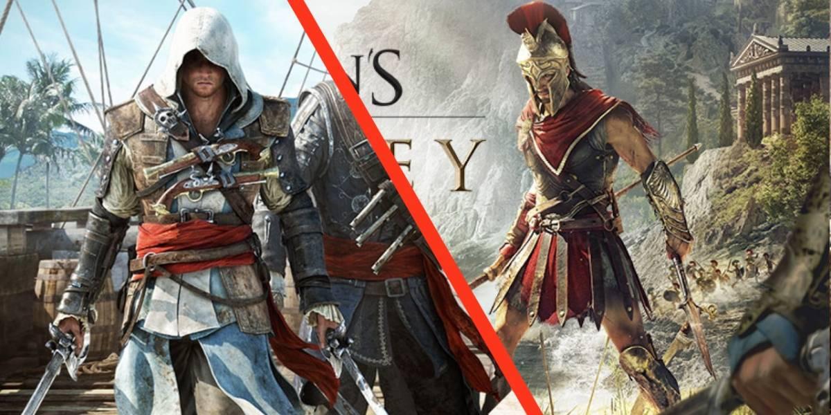 Xbox One: hay descuento en todos los juegos de Assassin's Creed