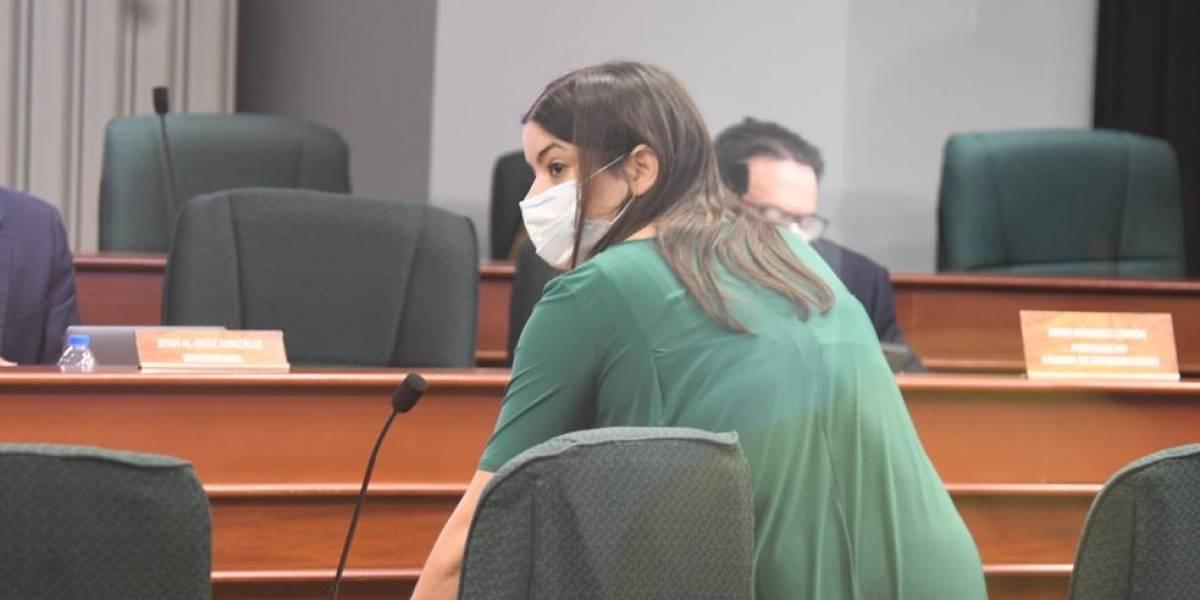 Mabel Cabeza solicita inhibición de Juan Oscar Morales