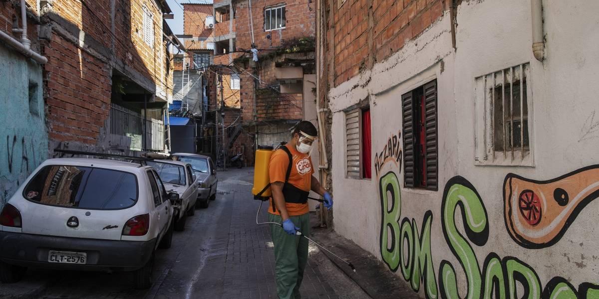 Parlamentares do PT pedem que a Justiça institua 'lockdown' em São Paulo