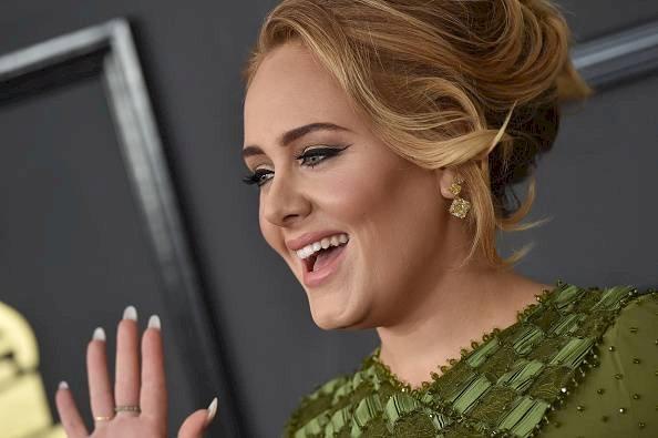 Adele, cantante británica, cumplió 32 años Getty Imágenes