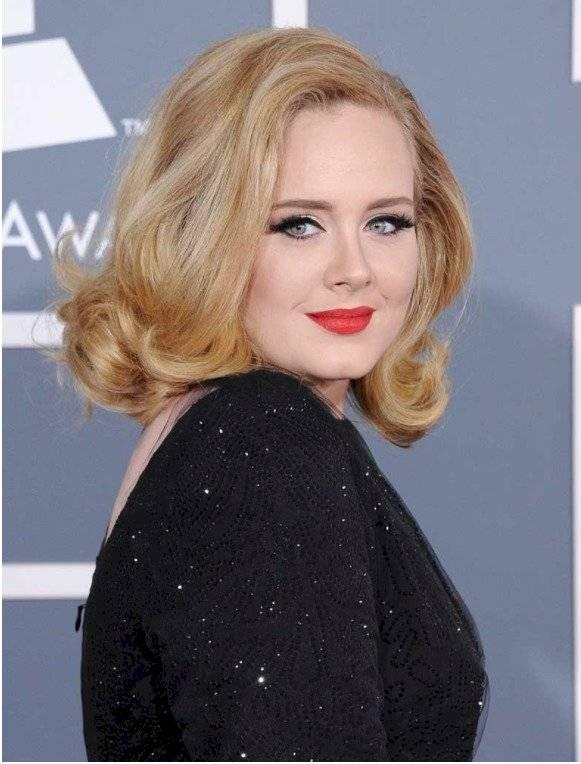 Adele, cantante británica, cumplió 32 años Internet