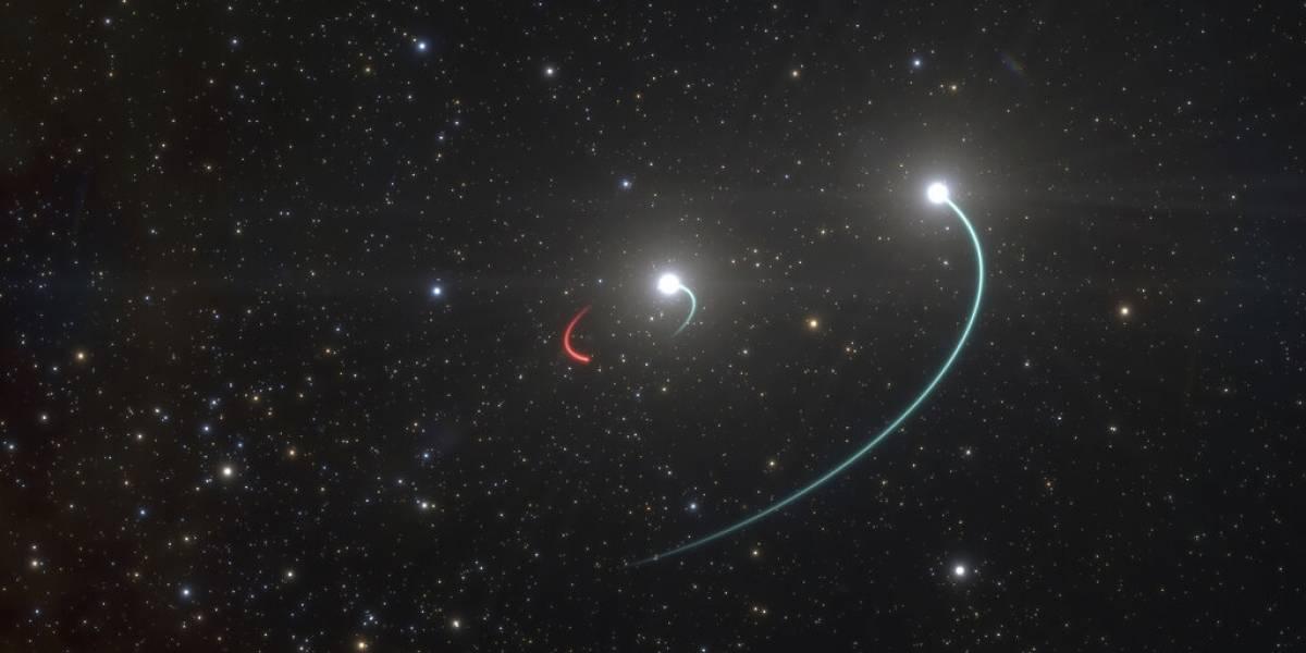 Encuentran el hoyo negro más cercano a la Tierra