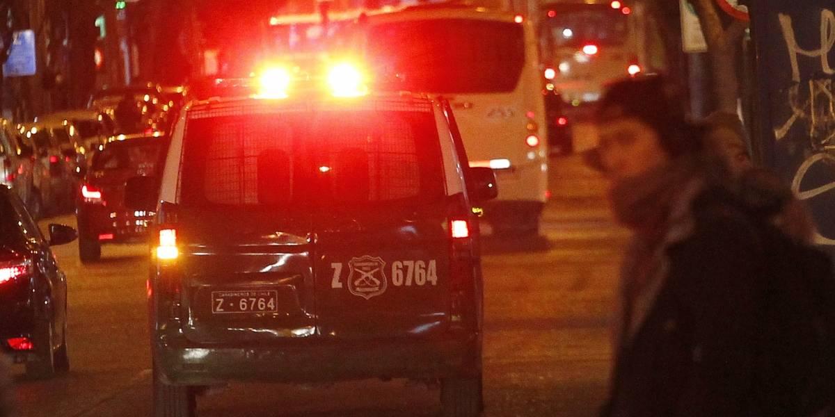 Una víctima es juez: detienen a banda que robó 3 vehículos en tour delictual