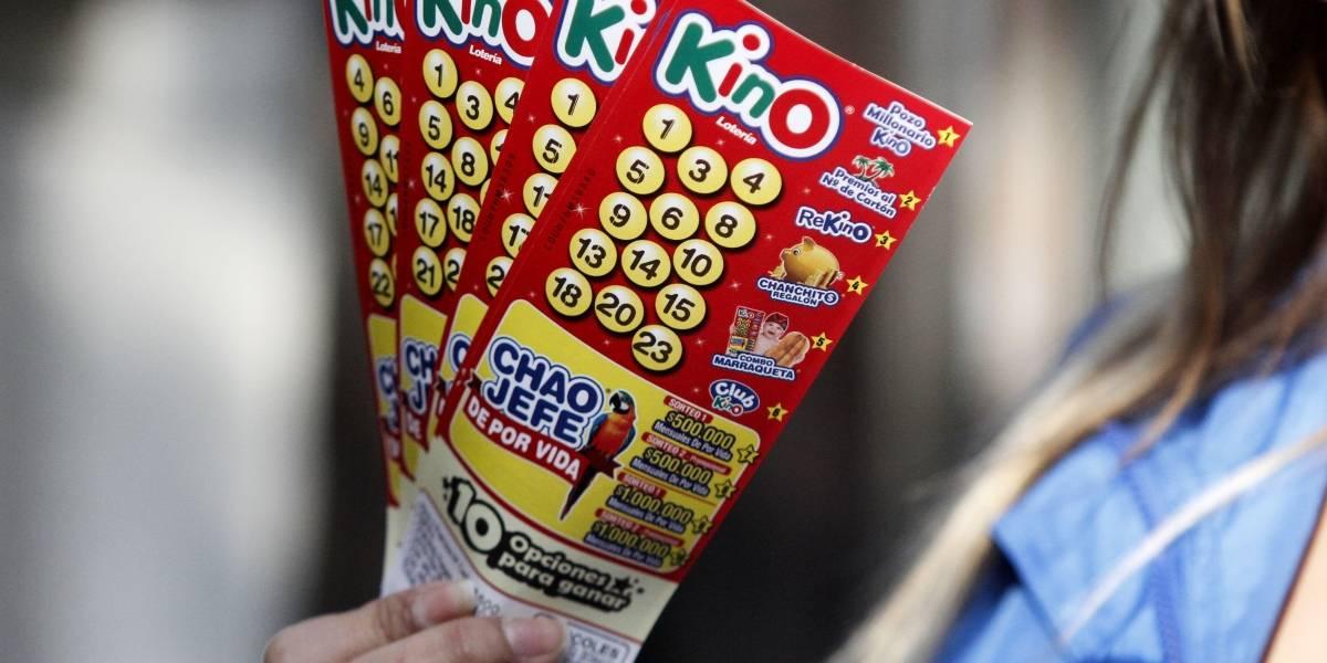 Resultados del Kino: Revisa si tus números son los ganadores del sorteo 2284