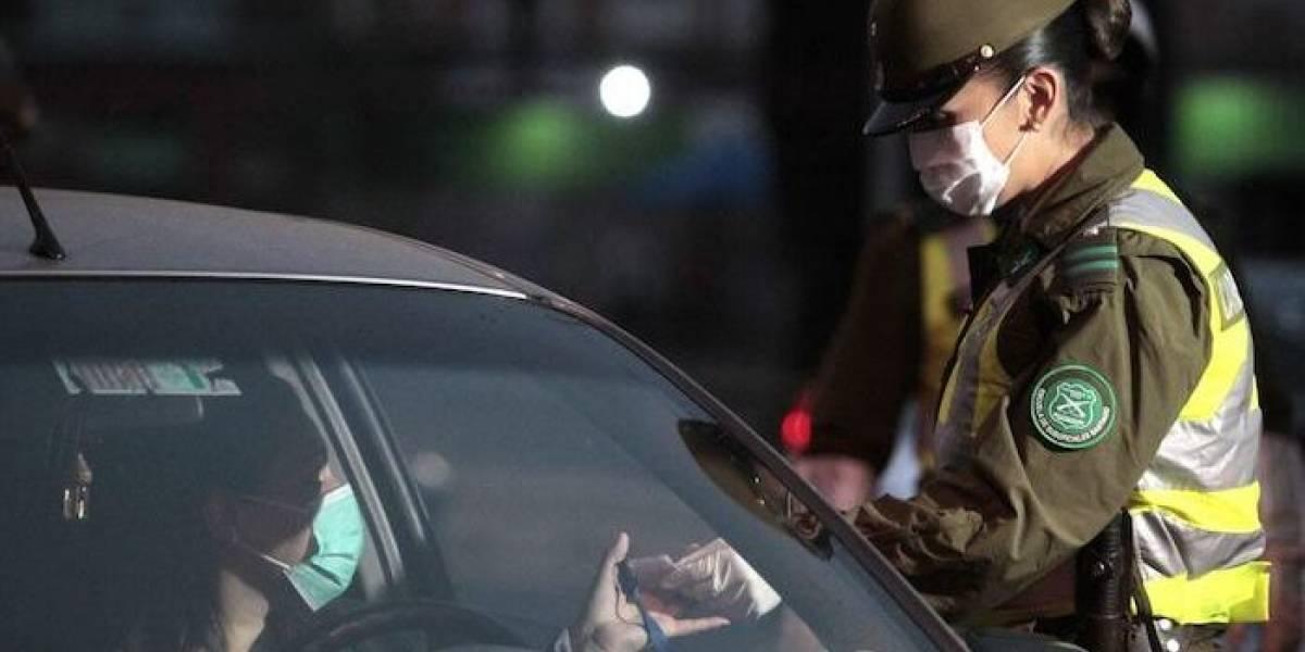 540 detenidos a nivel nacional: la nueva cifra tras el toque de queda de anoche