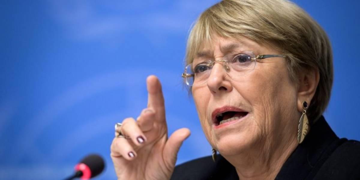"""Bachelet vs Mañalich: alta comisionada criticó el """"Carnet Covid"""" y el ministro respondió"""